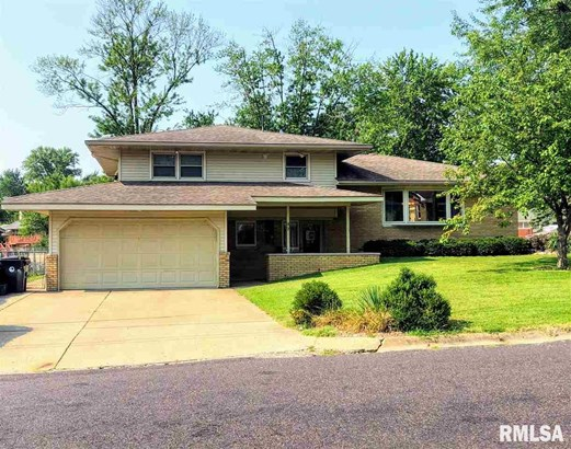 Single Family, Quad-Level/4-Level - Pekin, IL