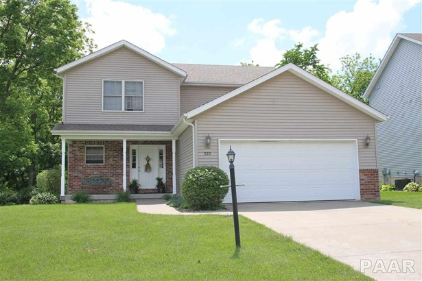 2 Story, Single Family - East Peoria, IL (photo 2)
