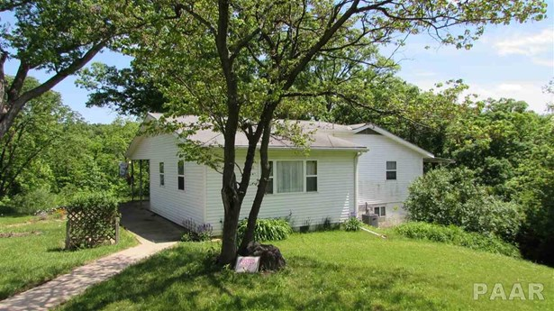 Ranch, Single Family - Metamora Germantown Hills, IL (photo 1)
