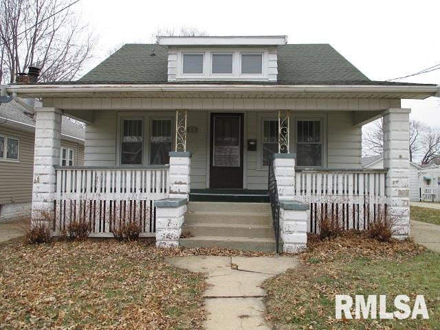 Bungalow, Single Family - Peoria, IL