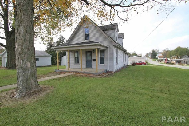1.5 Story, Single Family - Eureka, IL (photo 1)