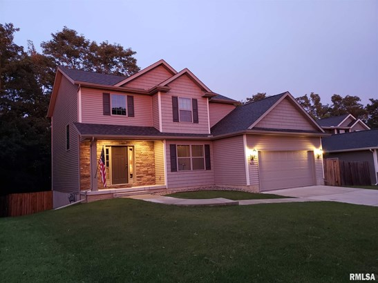2 Story, Single Family - Peoria, IL