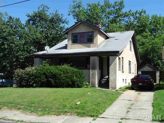 1.5 Story, Single Family - Peoria, IL (photo 1)