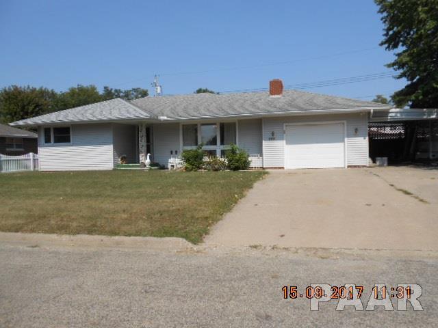 Ranch, Single Family - LACON, IL (photo 1)