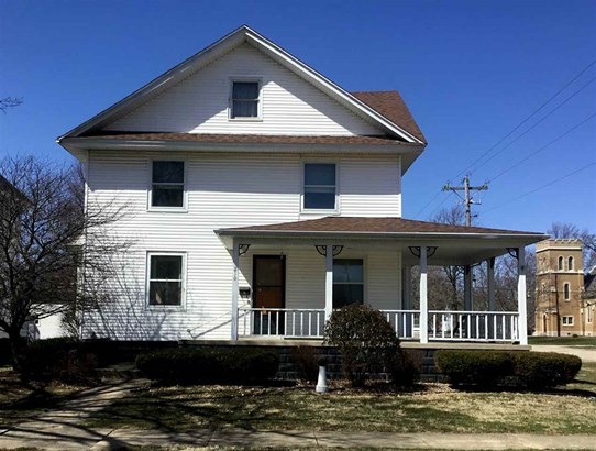 2 Story, Single Family - Wyoming, IL