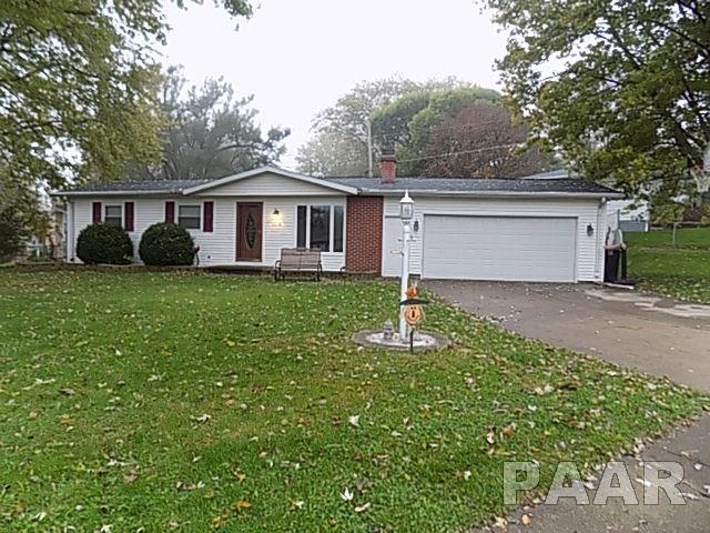 Ranch, Single Family - Marquette Heights, IL (photo 1)