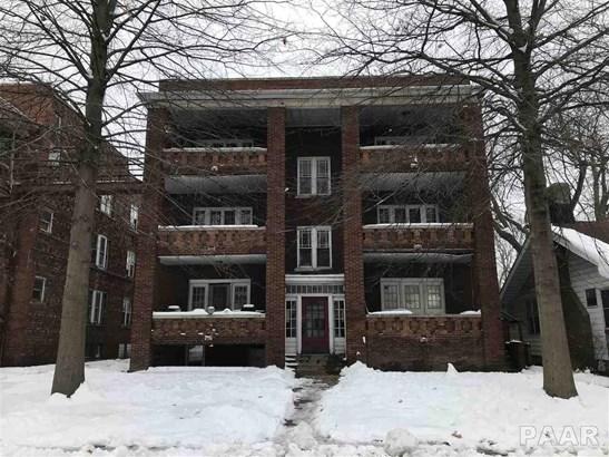 Residential Income - Peoria, IL