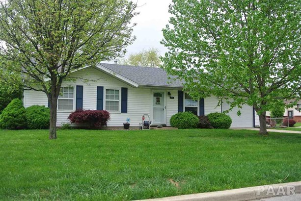 Ranch, Single Family - Bartonville, IL (photo 1)
