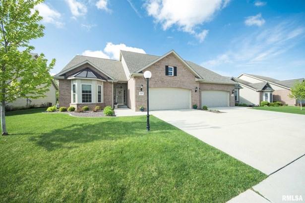 Attached Single Family, Ranch - Peoria, IL