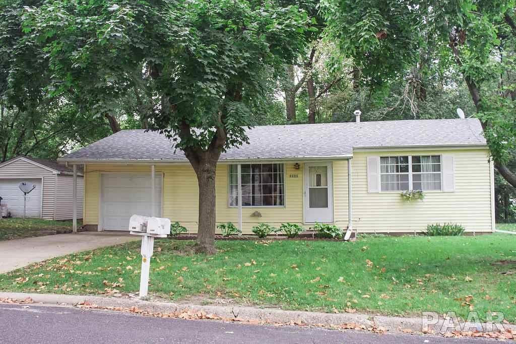 Ranch, Single Family - Peoria Heights, IL (photo 1)