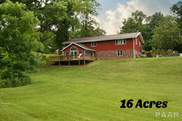 Raised Ranch, Single Family - HENRY, IL (photo 1)