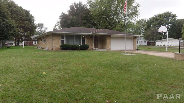 Ranch, Single Family - Glasford, IL (photo 1)