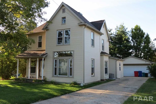 2 Story, Single Family - Elmwood, IL (photo 1)