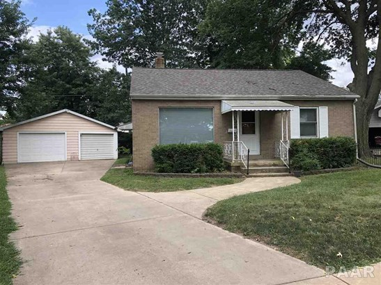 Ranch, Single Family - West Peoria, IL