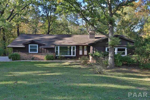 Ranch, Single Family - East Peoria (Germantown), IL (photo 1)