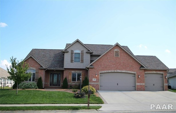 2 Story, Single Family - Dunlap, IL (photo 1)