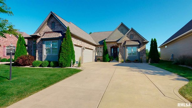 Ranch, Single Family - Edwards, IL