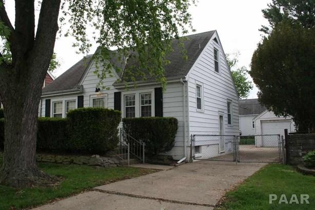Bungalow, Single Family - Peoria, IL (photo 1)