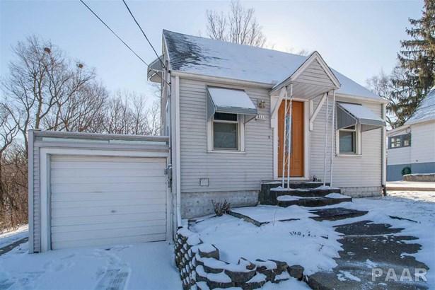 Bungalow, Single Family - East Peoria, IL (photo 1)