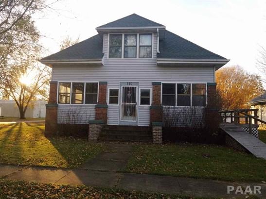 Bungalow, Single Family - Easton, IL (photo 1)