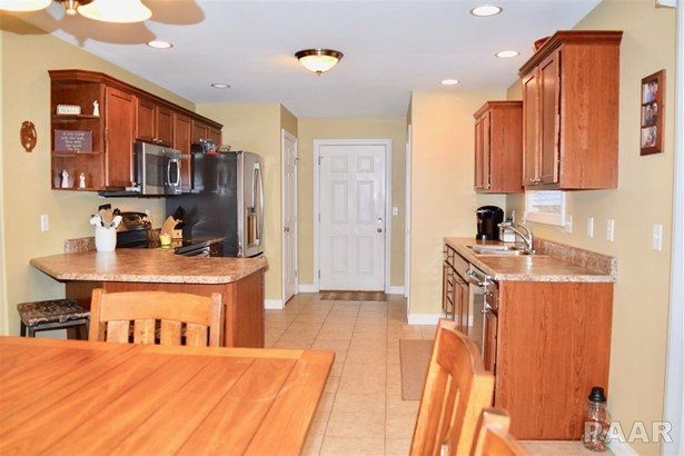 Ranch, Single Family - Germantown Hills, IL (photo 4)