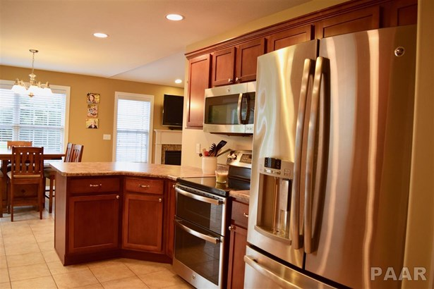 Ranch, Single Family - Germantown Hills, IL (photo 5)