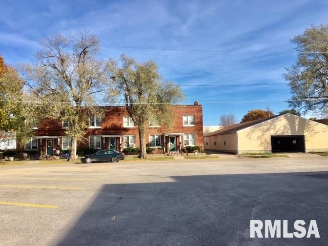 Residential Income, 2+ Story,Apartment Building - Canton, IL