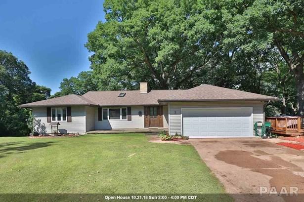 Ranch, Single Family - Bartonville, IL