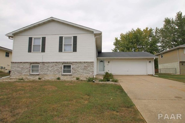Bi-Level/Side-Split, Single Family - Peoria, IL (photo 1)