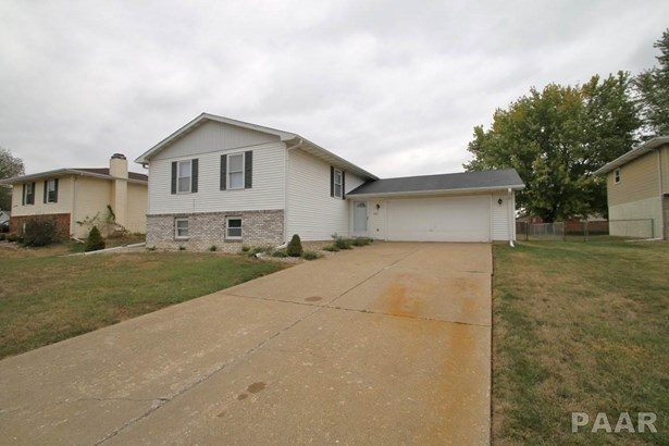 Bi-Level/Side-Split, Single Family - Peoria, IL (photo 2)