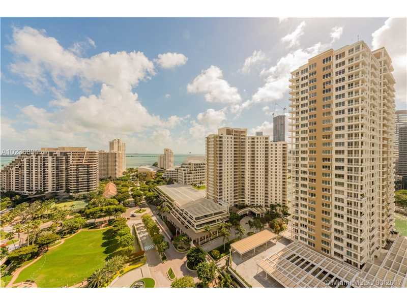 900 Brickell Key Blvd # 1704, Miami, FL - USA (photo 1)