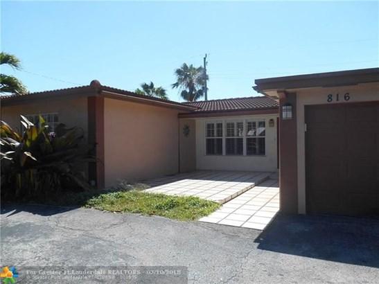 Jenada Villas, 816 Nw 30th St, Wilton Manors, FL - USA (photo 4)
