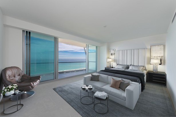 Direct ocean views from wrap-around terrace (photo 4)