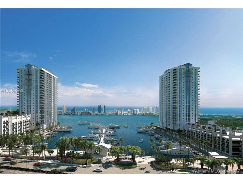Marina Palms, 17111  Biscayne Blvd  , North Miami Beach, FL - USA (photo 1)