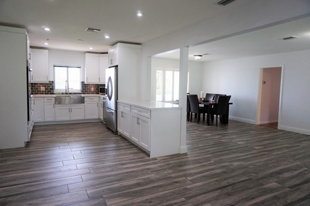 Kitchen, Dining and Living Area. (photo 1)