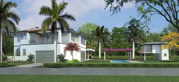 Front Exterior Rendering (photo 1)