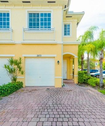 2871 SW 81 Terrace # 1508 Miramar, FL 33025 (photo 1)