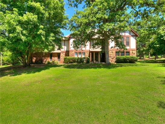 Traditional, Single Family - Choctaw, OK