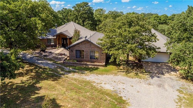 Ranch, Single Family - Wynnewood, OK