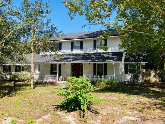 Detached Single Family, 2+ Story,Traditional - Carrabelle, FL