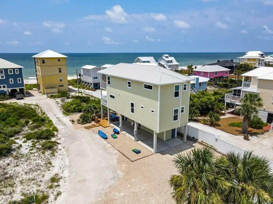 Detached Single Family - 2+ Story,Custom,Contemporary,Beach House