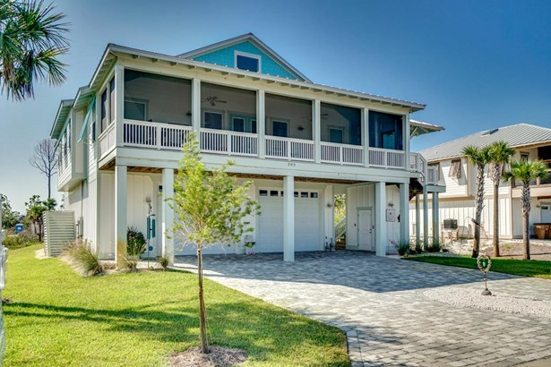 Detached Single Family, Beach House - Cape San Blas, FL