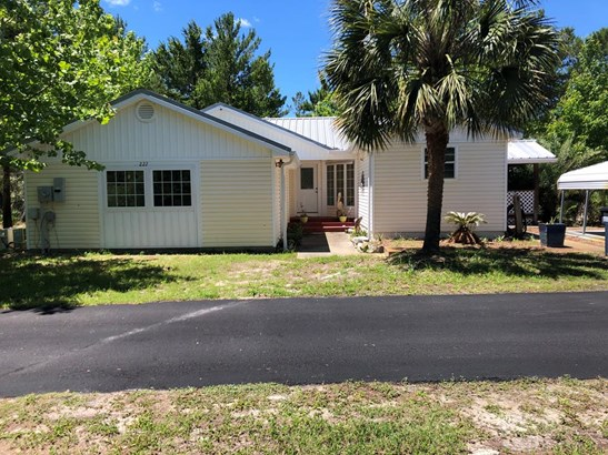 Detached Single Family, Custom - Carrabelle, FL