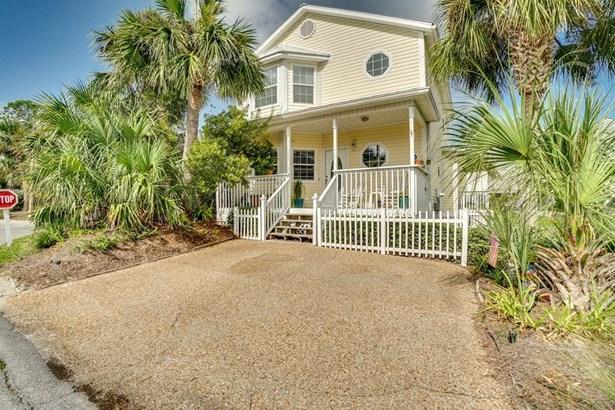Detached Single Family, 2+ Story,Florida Cottage - Cape San Blas, FL