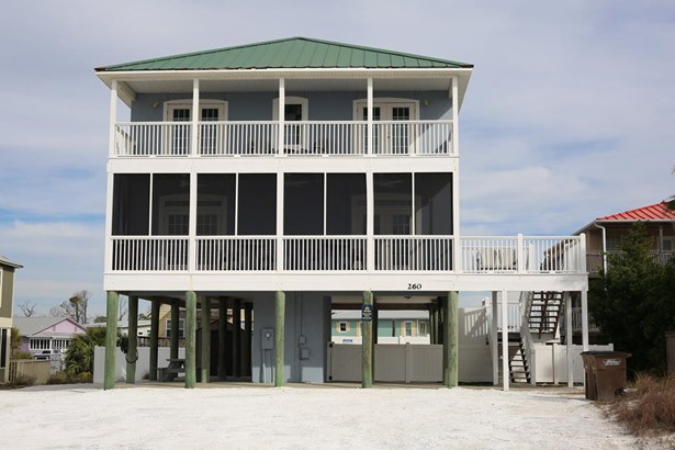 Detached Single Family, Beach House - Cape San Blas, FL