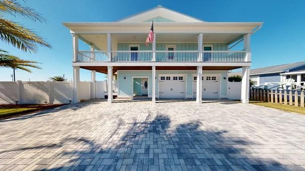 Detached Single Family, 2+ Story,Beach House - Mexico Beach, FL