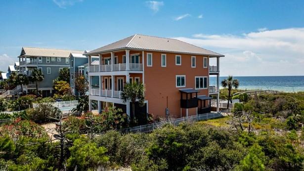 Detached Single Family, 2+ Story - Cape San Blas, FL