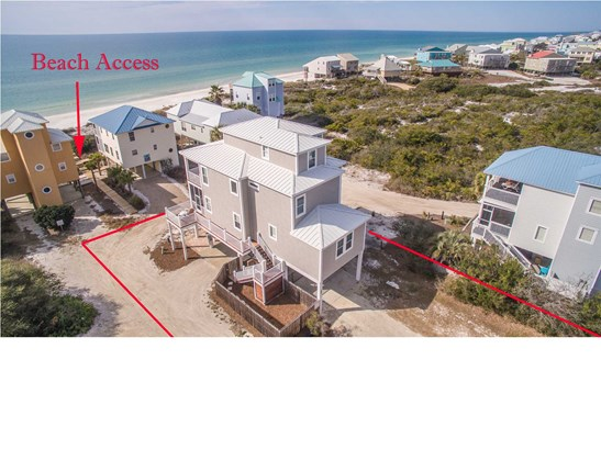 Detached Single Family - CAPE SAN BLAS, FL (photo 1)
