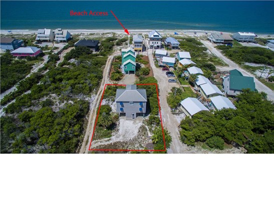 Detached Single Family - CAPE SAN BLAS, FL (photo 2)