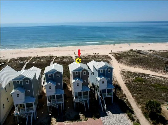 Townhouse, Detached Single Family - St. George Island, FL
